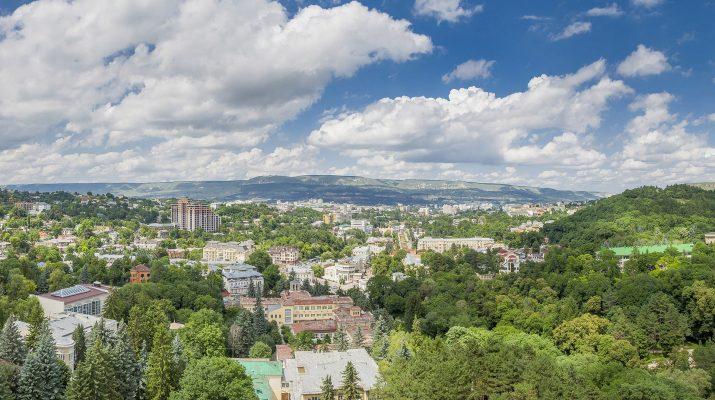 В Совете Федерации вышел аналитический вестник, посвященный Кисловодску