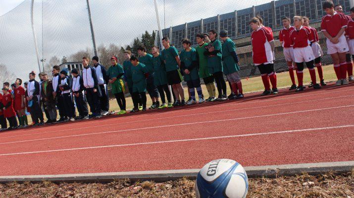 В Кисловодске прошел первый на Ставрополье турнир по регби