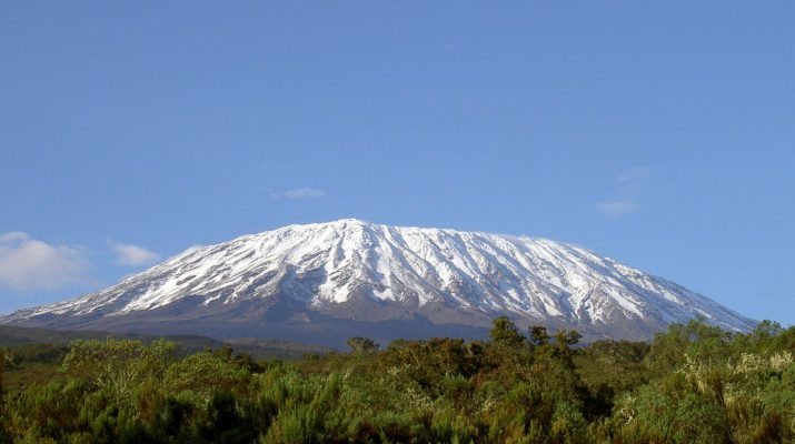 Пятигорские экстремалы покорили Килиманджаро