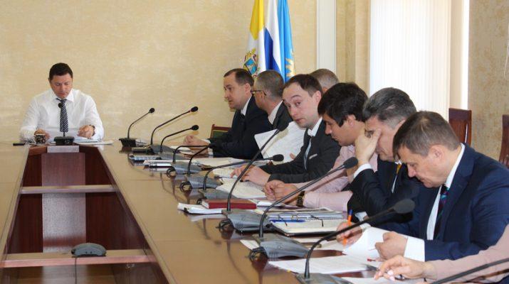 Глава Кисловодска потребовал от чиновников повысить исполнительскую дисциплину