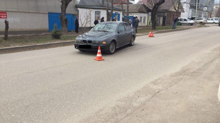 В Пятигорске водитель BMW сбил ребенка
