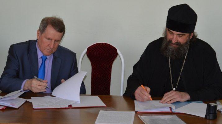 В Кисловодске подписано соглашение о духовно-нравственном просвещении учеников