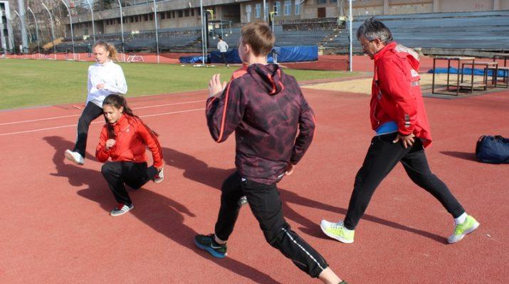 В Кисловодске прошел мастер-класс от Заслуженного тренера России по легкой атлетике