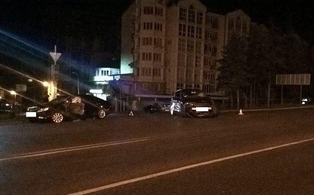 В автоаварии в Пятигорске пострадал один человек
