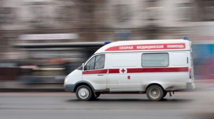 14-летний подросток залез на цистерну грузового поезда и его ударило током