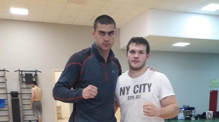 На Олимпийской базе в Кисловодске прошли тренировочные сборы российских боксеров