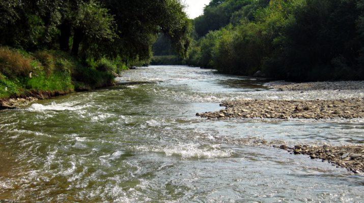 Уровень рек Подкумок и Бугунда снизился