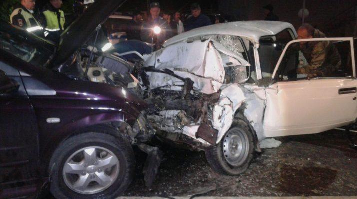 Авария со смертельным исходом в Минеральных Водах: три человека погибли, двое пострадали