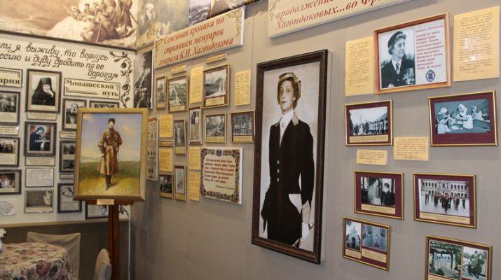 В Кисловодске на базе театра-мезея «Благодать» проходит выставка «Женщины России – героини Франции»