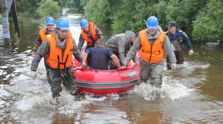 На Ставрополье эвакуируют жителей семи населенных пунктов