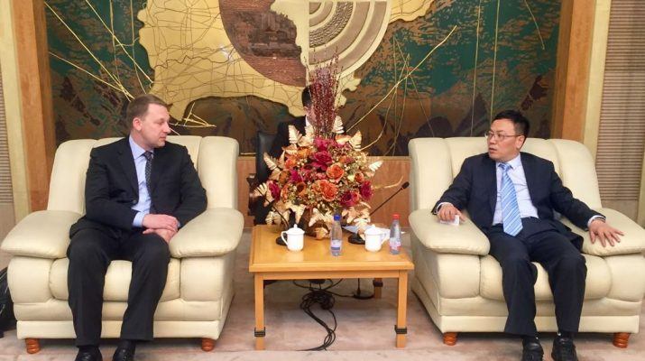 Делегация Ставрополья посетила экономический форум в Китае