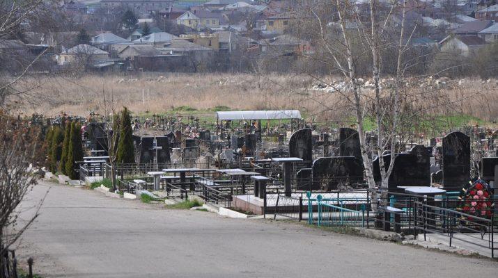 На кладбище в Ессентуках обнаружили захоронения в водоохранной зоне