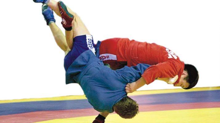 Спортсмены из Кисловодска стали призерами открытого турнира по самбо