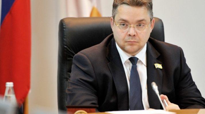 Губернатор Ставрополья заработал в 2016 году более 3 млн рублей