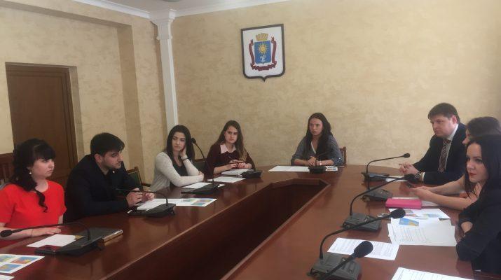 Молодые парламентарии Кисловодска обсудили проделанную работу