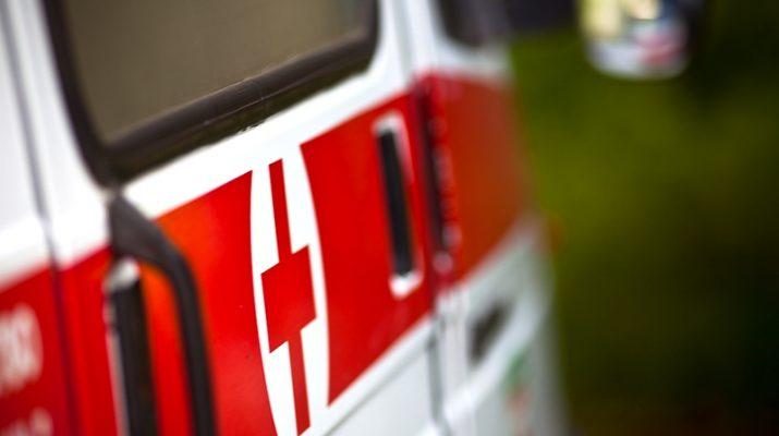 В Минераловодском районе иномарка сбила пешехода