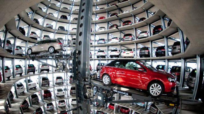 Ставрополье заняло 13 место в рейтинге крупнейших региональных рынков легковых автомобилей