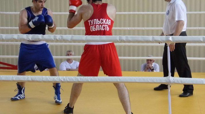 В Кисловодске состоялся чемпионат ЦС ФСО профсоюзов по боксу среди мужчин