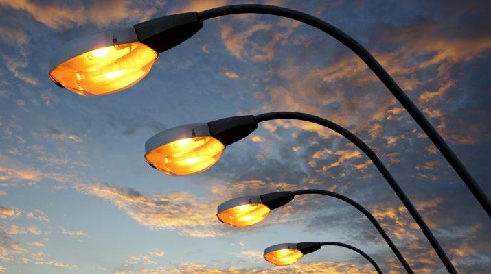 Жители Кисловодска пожаловались в соцсетях на отсутствие уличного освещение