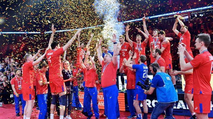 Кубок Европы – у российских волейболистов