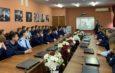 Сотрудники следственного управления провели с кадетами занятие, посвященное 10-летию со Дня образования Следственного комитета