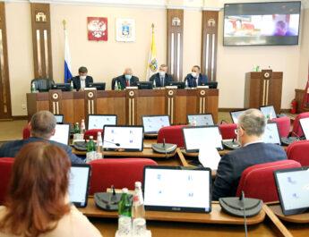 Краевая Дума готовится к принятию поправок в бюджет текущего года